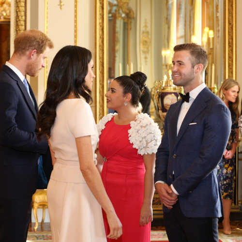 The Duke of Sussex's speech at the final Queen's Young Leaders Awards ceremony