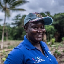 """I see a very bright, uplifting future for me and my family."" On #WorldFoodDay find out more about how the Jamaica Youth Business Trust has transformed the lives of Semone and other young farmers in Jamaica by visiting the #QueensYoungLeaders website (link in bio) #WFD2018 #zerohunger #QYLgrants"