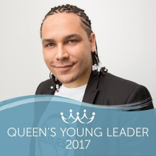 On #InternationalStandUptoBullyingDay we are proud of the work #QueensYoungLeaders @abcholmes is doing. Thanks to the Anti-Bullying Ambassadors programme he created for @antibullyingpro more than 20,000 young people have been trained to support each other in their schools