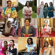 On #InternationalWomensDay we want to celebrate the female #QueensYoungLeaders who are changing their communities. Through their work in health, education, tech, the environment, sport & farming, they're championing gender equality and we're proud of them 🙌  #IWD #IWD2019 #InternationalWomensDay2019 #BalanceforBetter