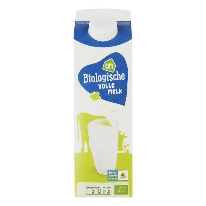 AH Biologisch Melk vol (0.5L)