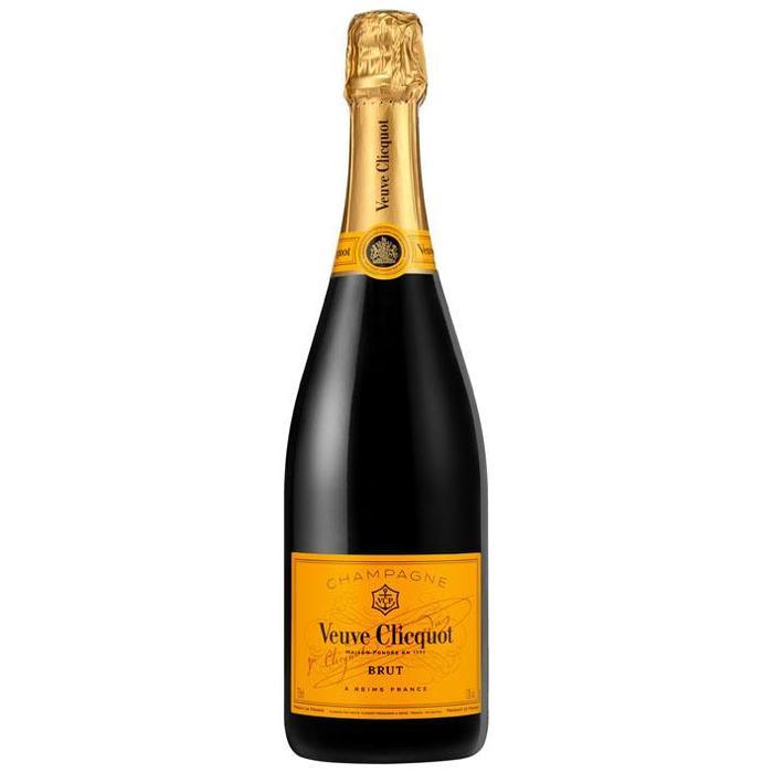 Veuve Clicquot Brut Champagne 750ML Fles (0.75L)