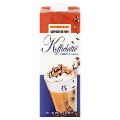 Koffielatte ijskoffie verkeerd (1L)