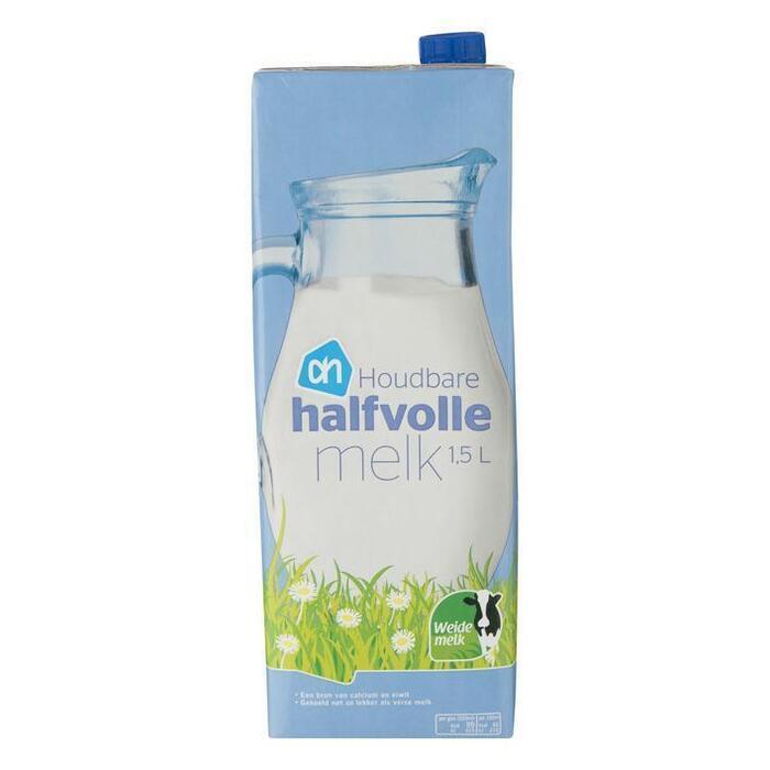 AH Houdbare melk halfvol (1.5L)