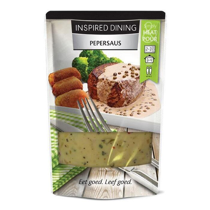 Inspired Dinning Classic pepersaus (8 × 200g)