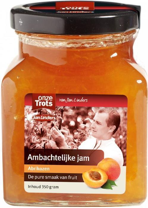Onze Trots Jam ambachtelijk abrikozen (350g)