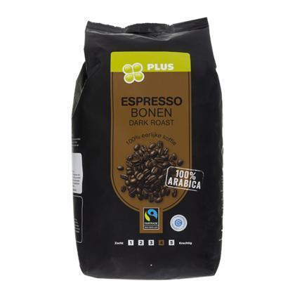 Espresso bonen dark FT basis (1g)