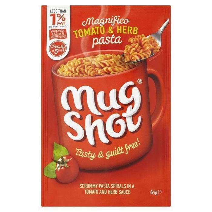 Mug Shot Magnifico Tomato & Herb Pasta 64g (64g)