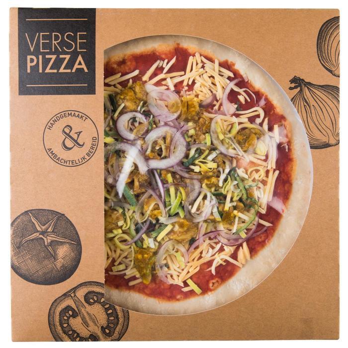 Pizza kipshoarma (470g)