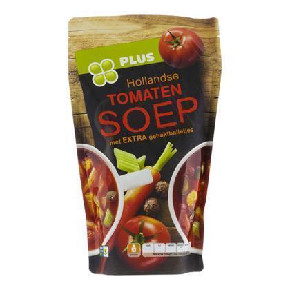 Hollandse tomaat (plastic zak, 0.57L)
