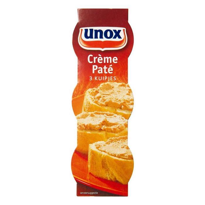 Crème Paté (3 kuipjes) (129g)
