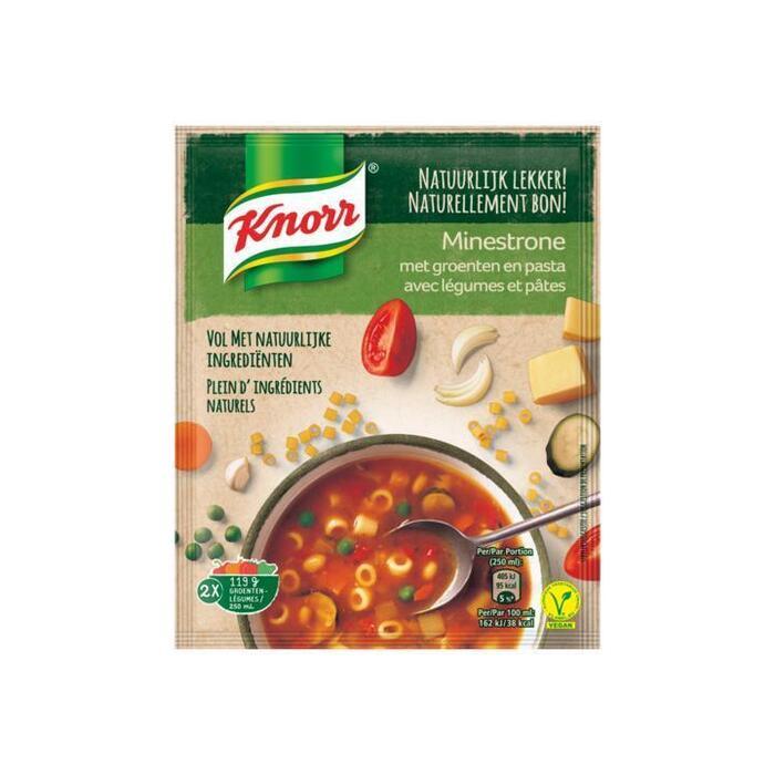 Knorr Minestrone soep (57g)