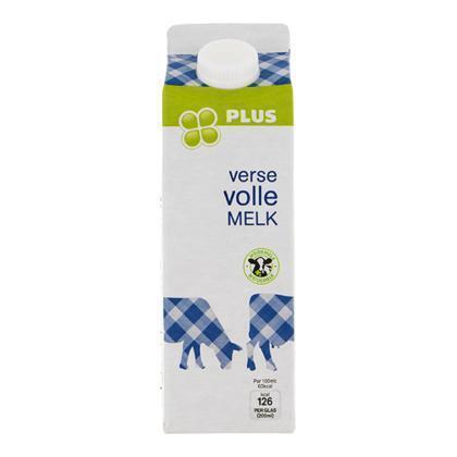 Volle melk (0.5L)