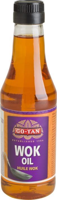 Wok Oil (glas, 250ml)