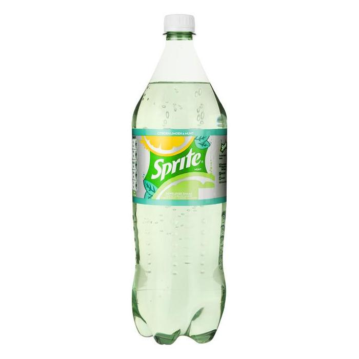 Sprite Refresh Munt Pet 1.5L 1x (rol, 150 × 1.5L)