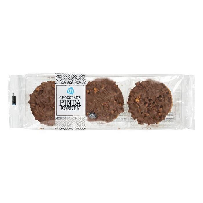 AH Chocolade pindakoeken (150g)