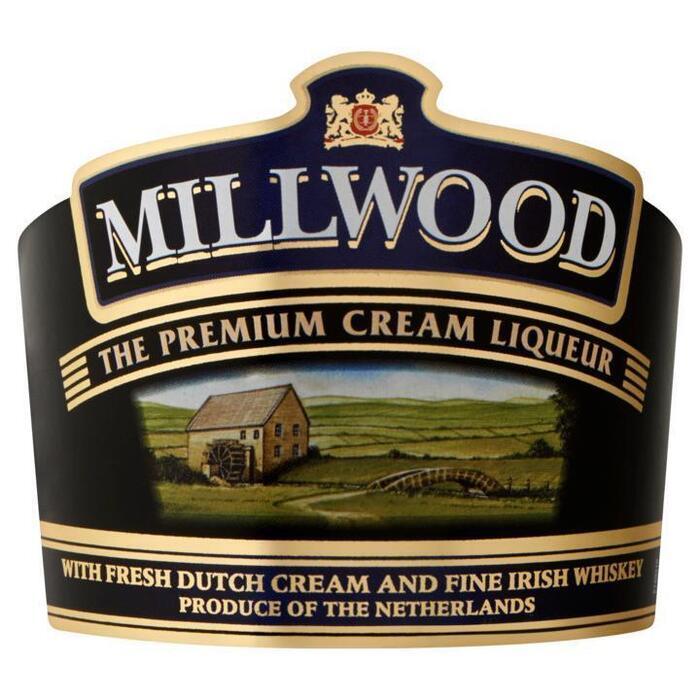 MILLWOOD PREMIUM CREAM 70CL (0.7L)