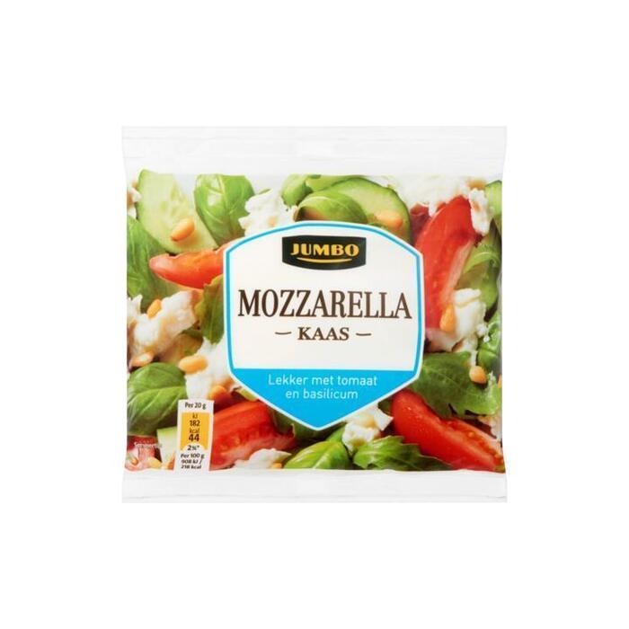 Jumbo Mozzarella Kaas 40+ 217 g (217g)
