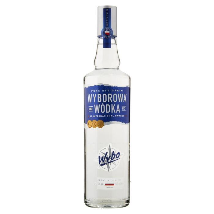 Wyborowa Wodka (0.7L)