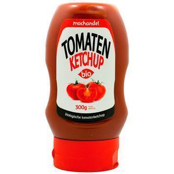 Tomatenketchup knijpfles (plastic fles, 30cl)
