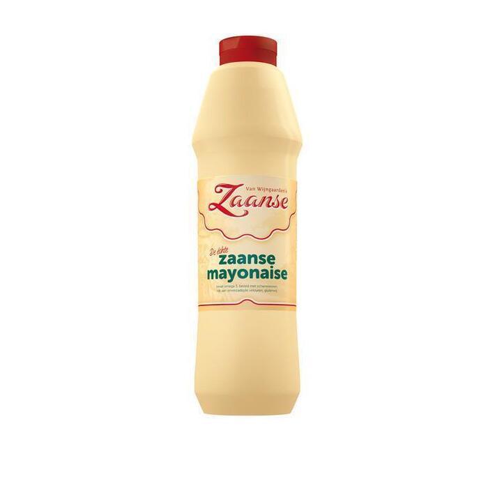 Zaanse mayonaise (tube, 0.85L)