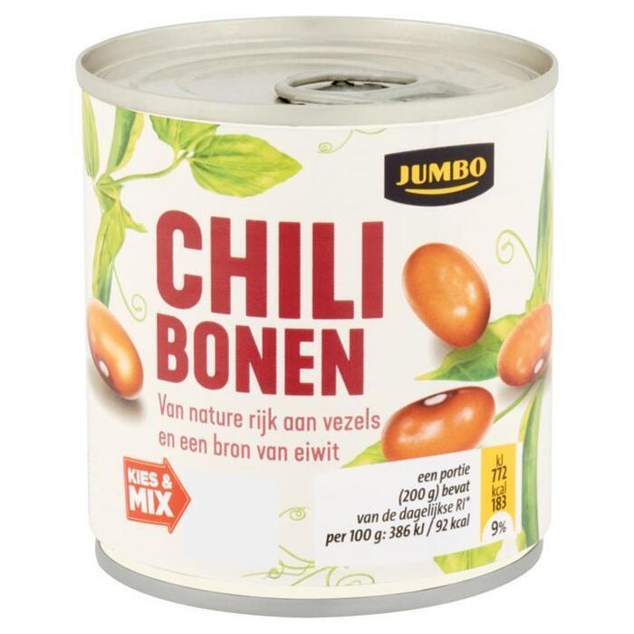 Jumbo Chilibonen 200 g (200g)