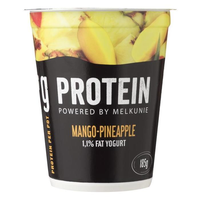 Melkunie Protein Yoghurt Mango-Ananas 185gr (185g)