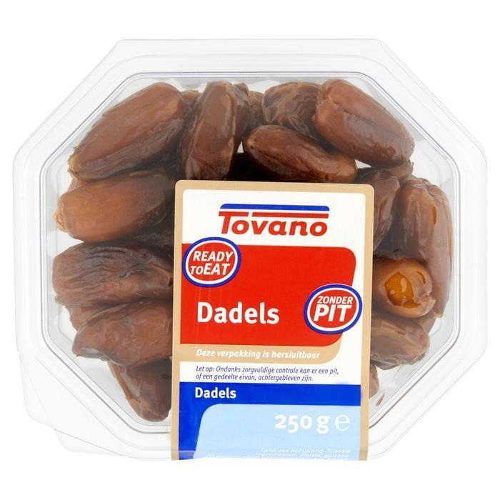 dadels (Stuk, 250g)