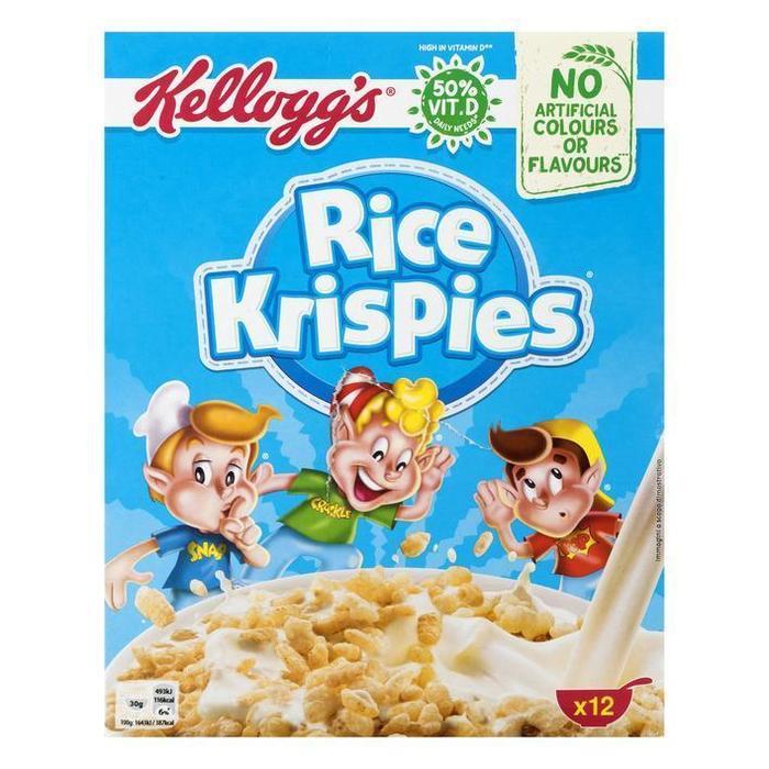 Rice Krispies (doos, 375g) (375g)