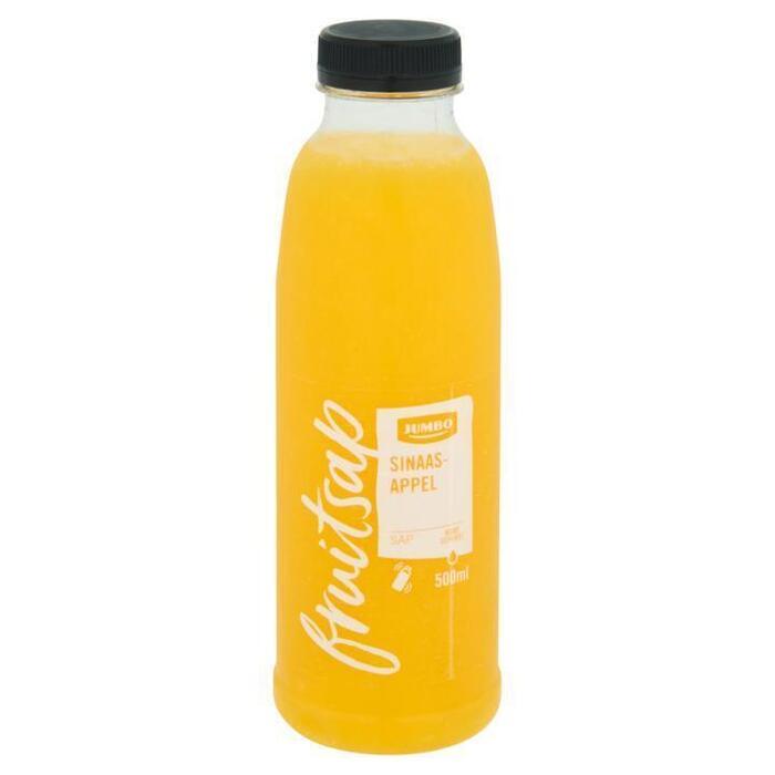 Jumbo Fruitsap Sinaasappel 500ml (0.5L)