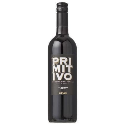 Oeroud Druivenras Primitivo (rol, 0.75L)