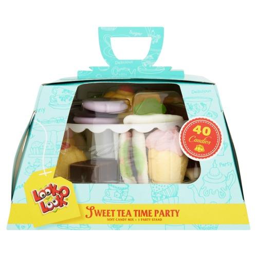 Look-O-Look Sweet Tea Time Party Zacht Suikerwerk 280GR Doos (280g)