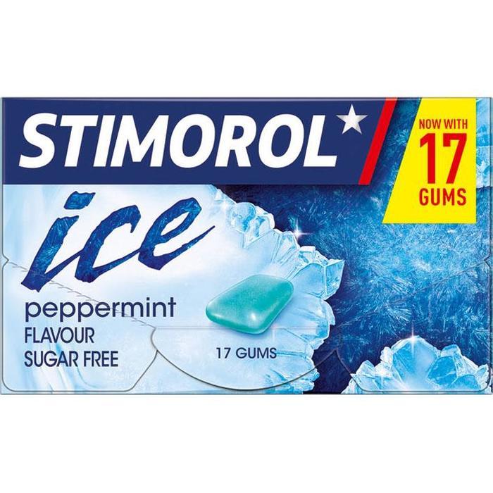Stimorol Ice peppermint single (23.8g)