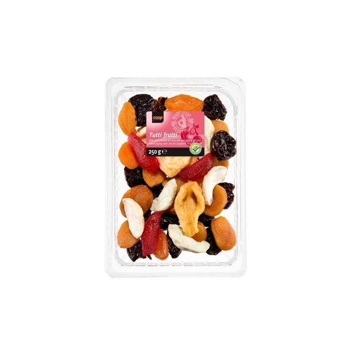 Tutti frutti (250g)