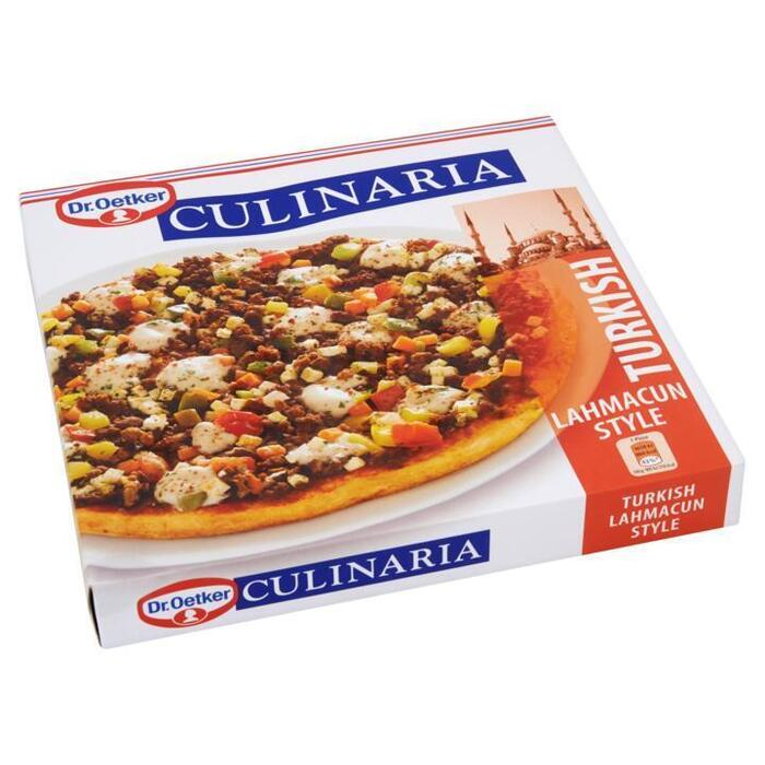 Dr. Oetker Culinaria Turkish Lahmacun Style 400g (stuk, 400g)