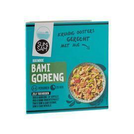 Sum & Sam Boemboe bami goreng (100g)