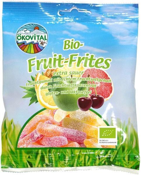 Fruit-frites (100g)