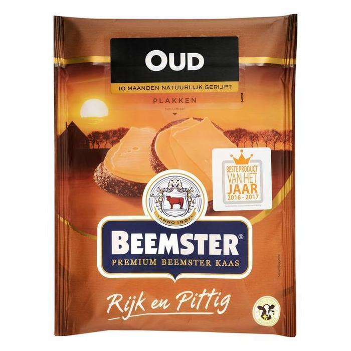 Oude Beemster Plakken (150g)