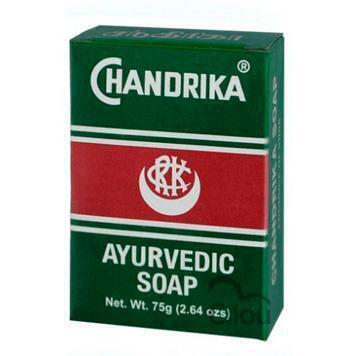 Chandrika zeep (75g)