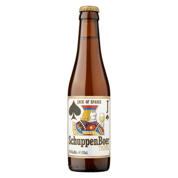 Schuppen Boer Tripel Fles 330cl (rol, 33 × 33cl)