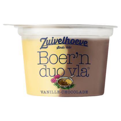 Echte Boer' n Duo Vla (200g)