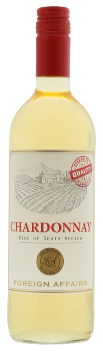 Foreign Affairs Chardonnay (0.75L)