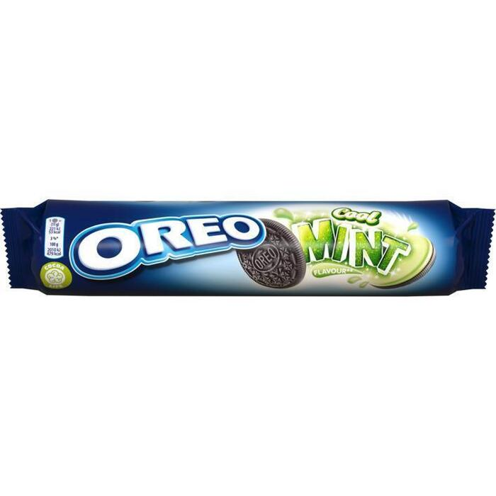 Oreo Biscuits mint rollpack (154g)
