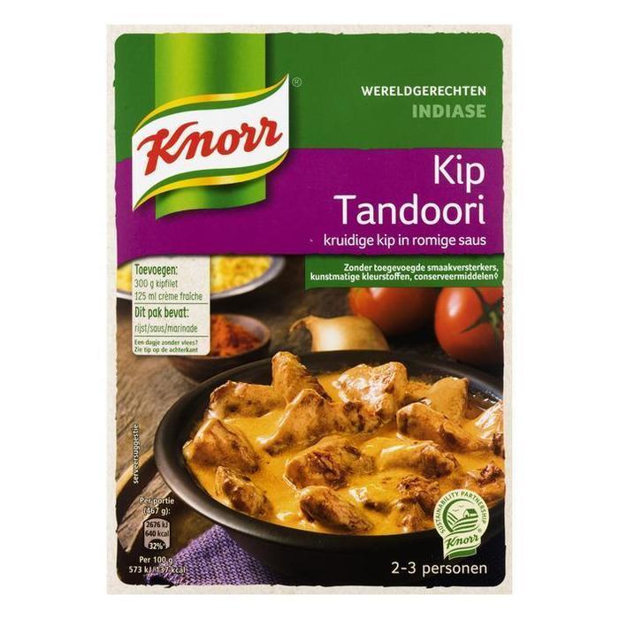 Indiase kip tandoori kruiden (297g)