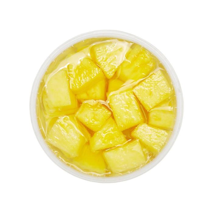 COOP - Ananas op sap - 480ml/250gr (x6) (48cl)