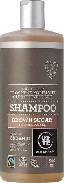 Brown sugar shampoo (fair trade) (0.5L)