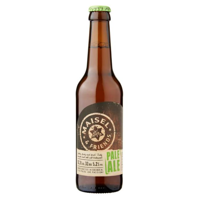 Maisel & Friends Pale Ale 33cl (33cl)
