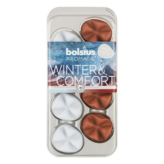 Bolsius Wax melts winter & comfort (80g)