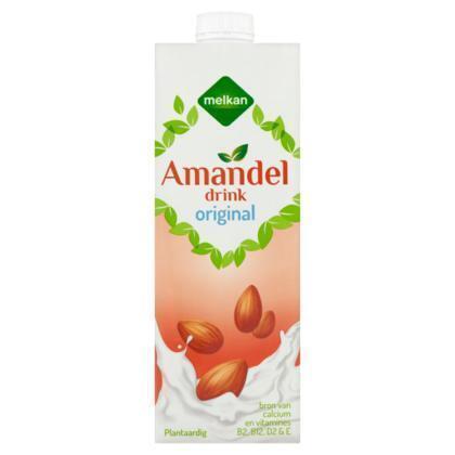 Melkan Amandeldrink (1L)