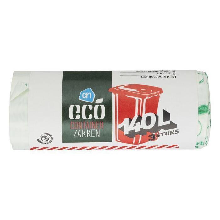 AH Ecologische containerzakken 140 lt (iter, 140L)